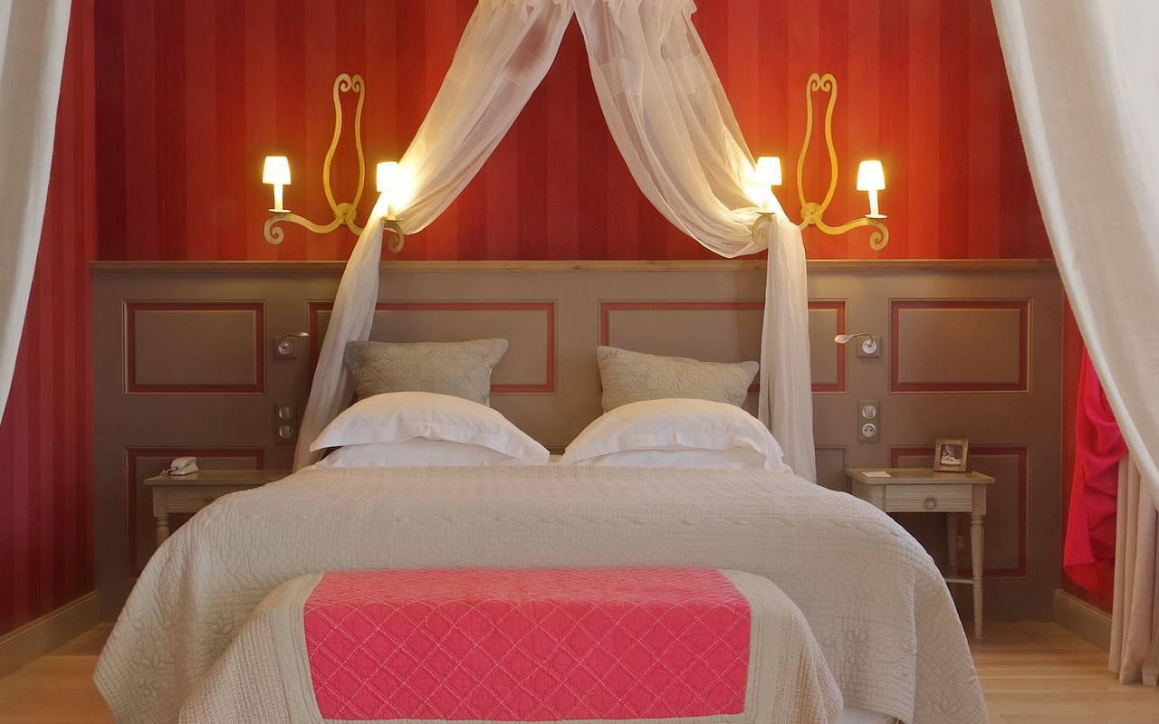 lit classique hotel 4 étoiles Sarlat
