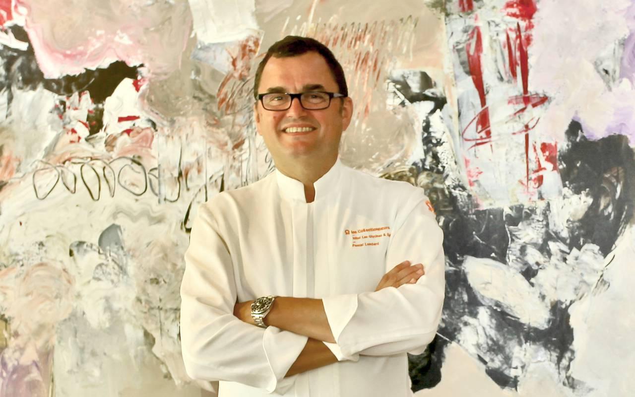 chef du restaurant gastronomique Dordogne