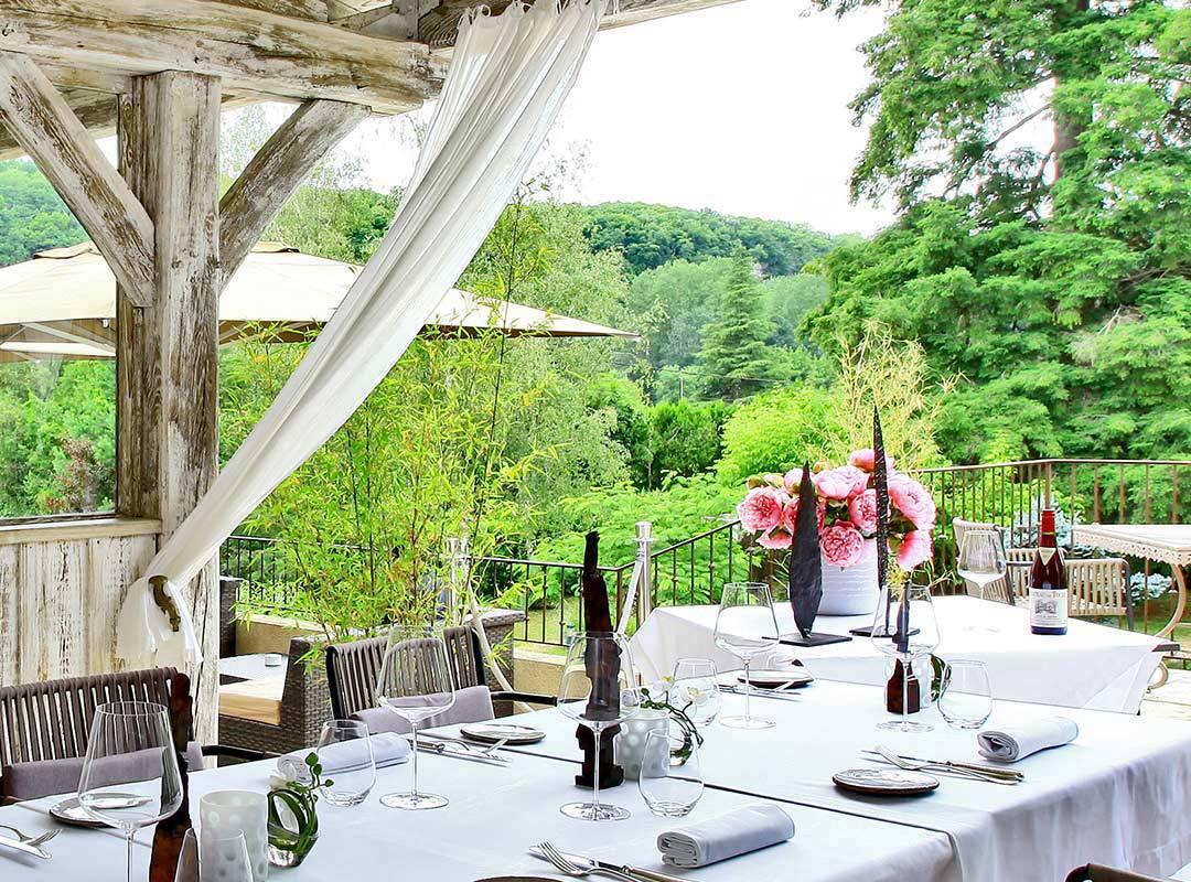 jolie table hotel restaurant sarlat