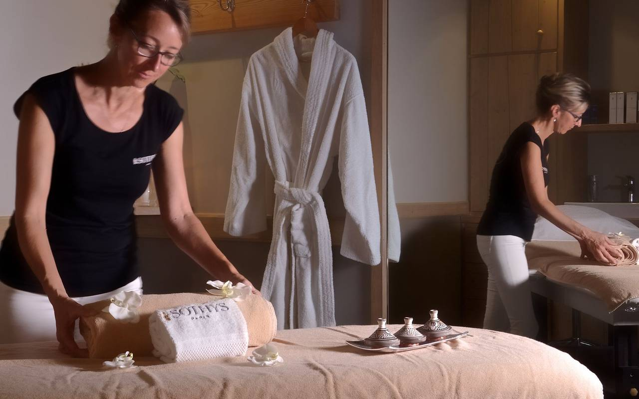cabine de massage sarlat