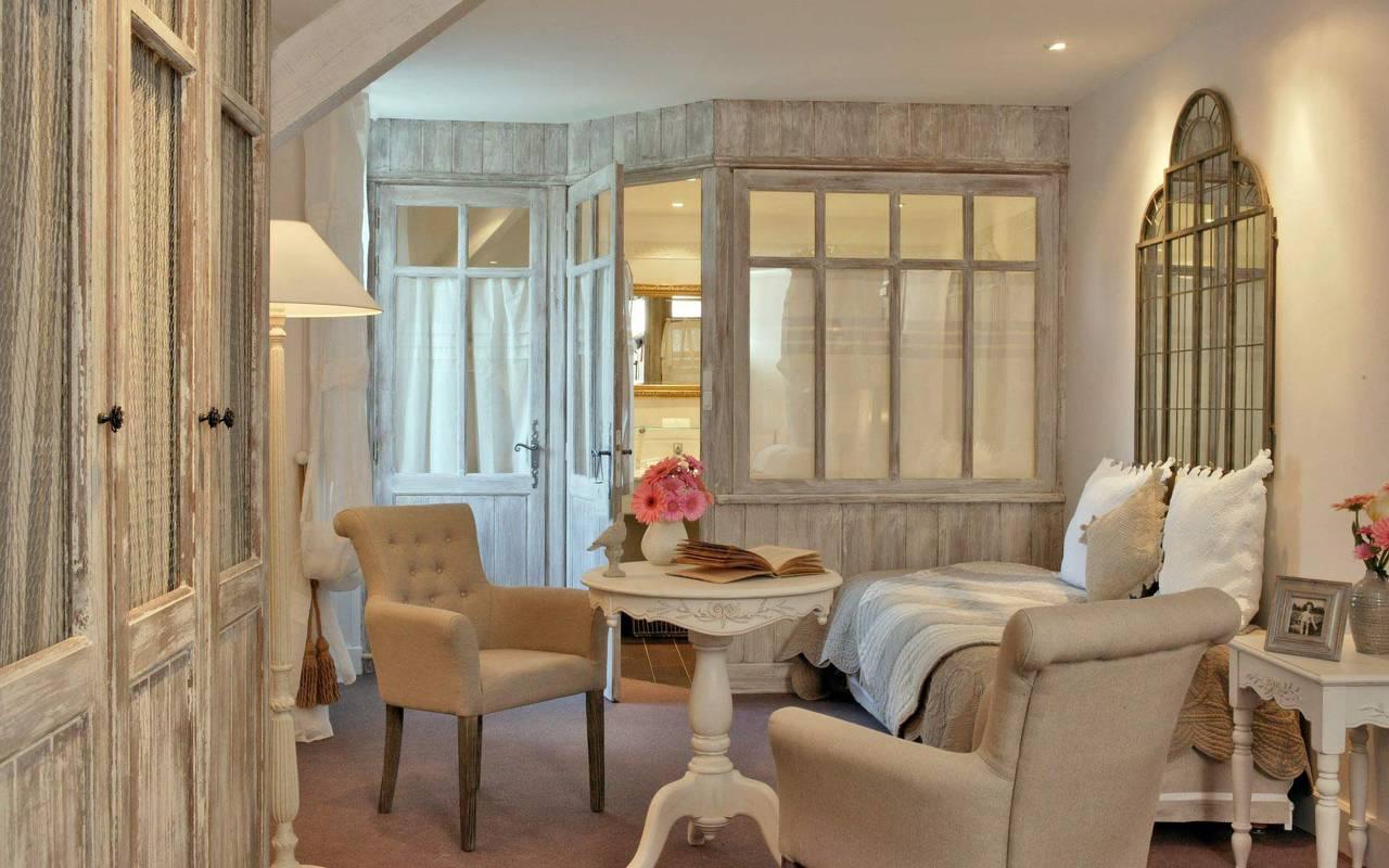 suite de charme hotel luxe montignac