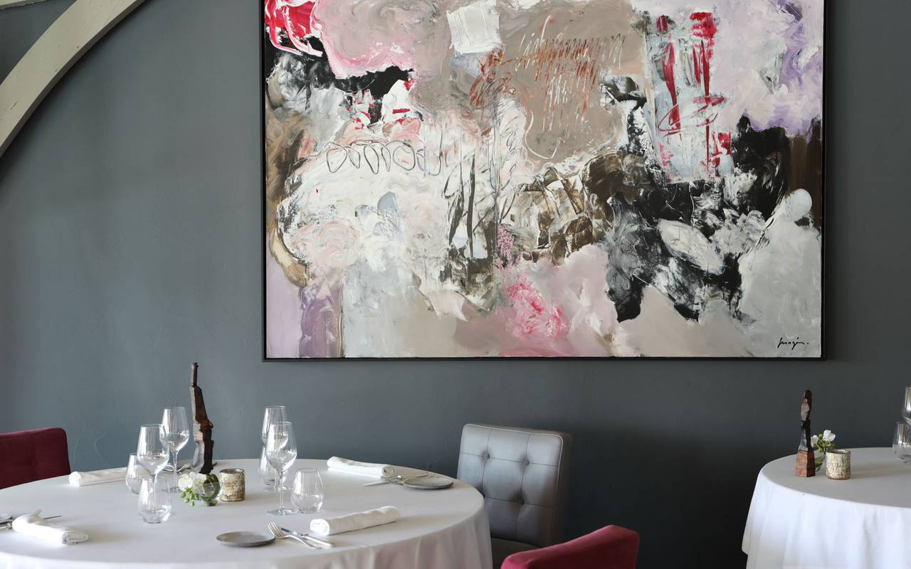 salle de restaurant montignac