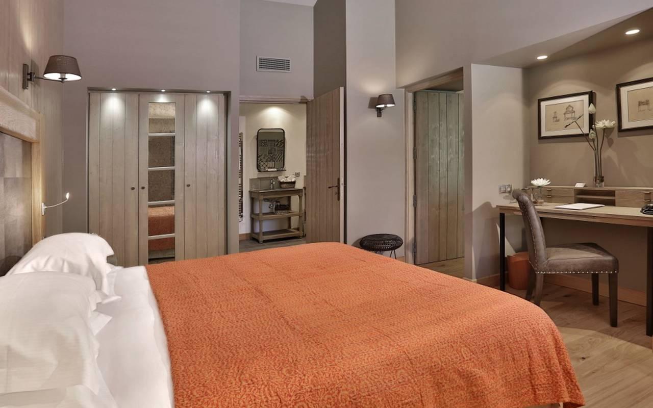 chambre chic hotel les eyzies de tayac