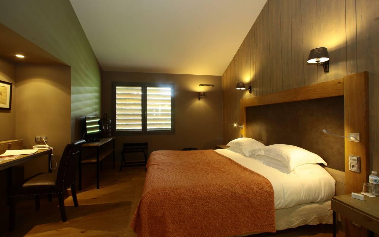 chambre chic hotel lascaux